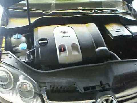 Vw touran 1 6 fsi motor