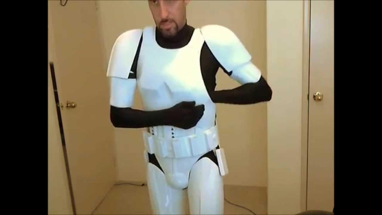 my stormtrooper armor youtube