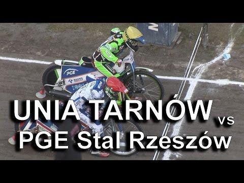 Unia Tarnów - PGE Stal Rzeszów  - Żużel - Imav.tv