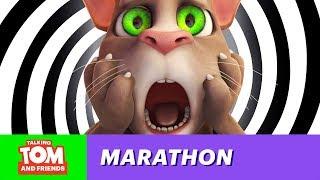Talking Tom and Friends Marathon (4.5 hours)