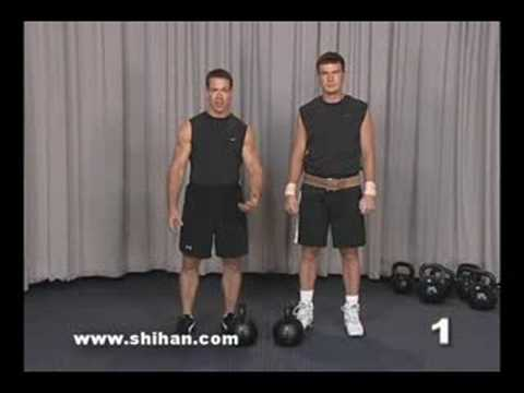 Monster Kettlebell Lifts Steve Cotter Heavy 1 Arm Jerk Image 1