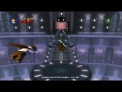 Lego star wars walkthrough - Darth maul