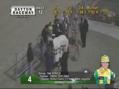 Market Share(1:52:4) Track Record--DAYTON TROTTING DERBY GRAND CIRCUIT STAKE