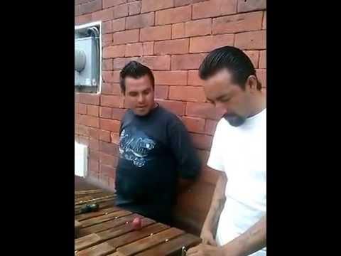 Entrevista a unos músicos en Pachuca