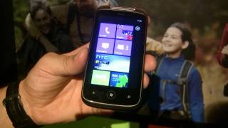 HTC Mozart windows phone 7 preview ITA