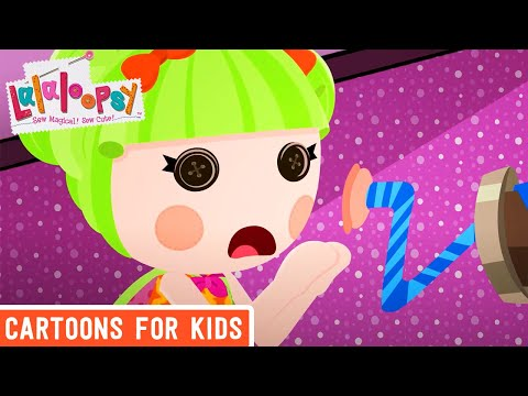 Lalaloopsy Webisode: Up Up And Away video