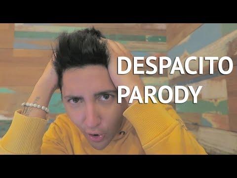 Aron Ashab - Parody Despacito (DERITA-O)