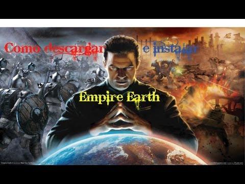 Como descargar e instalar Empire Earth the art of conquest en español