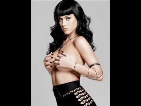 GRAMMY Awards Katy Perry very sexy boobs in red carpet 55th thumbnail