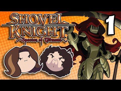 Shovel Knight: Specter of Torment: Bad Guy Beginnings - PART 1 - Game Grumps