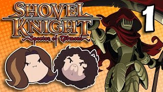 Shovel Knight: Specter of Torment: Bad Guy Beginnings - PART 1 - Game Grumps
