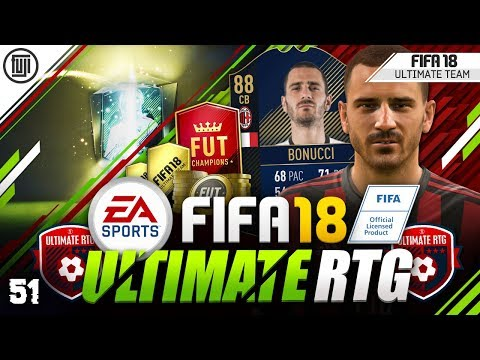TOTY IS COMING!!! FIFA 18 ULTIMATE ROAD TO GLORY! #51 - #FIFA18 Ultimate Team #1