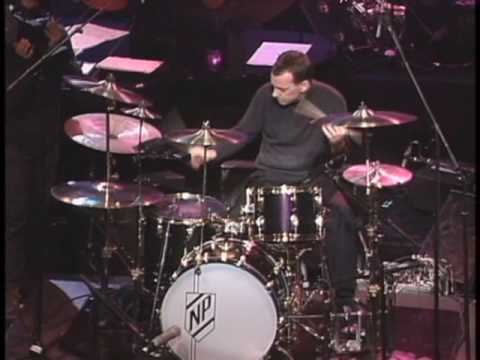 Neil Peart - Cotton Tail (w/ Drum Solo) (HQ)