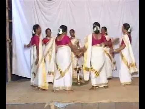 Thiruvathirakali |kerala Traditional Dance Form video