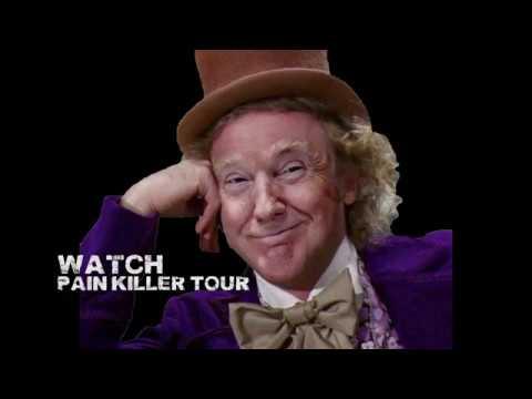 Mitch Faber Pain Killer Skateboard Tour Part 2
