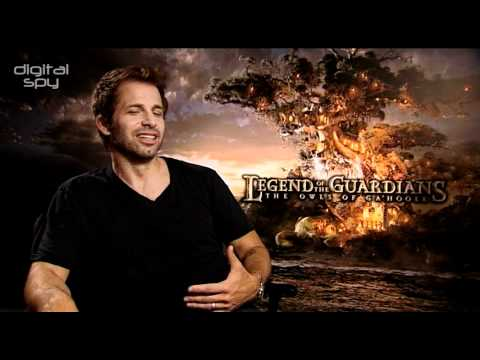 Zack Snyder on 'Legend of the Guardians: The Owls of Ga'Hoole'