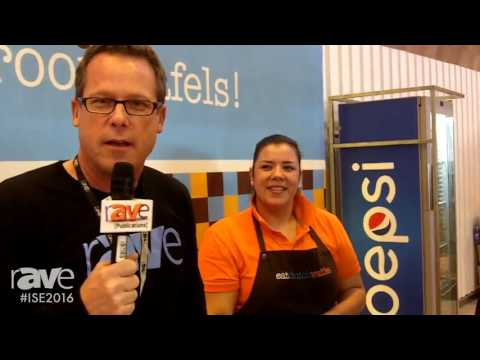 What's the Secret to Making the Ultimate Stroopwafel – The Food of Champions at ISE
