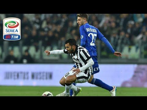 Juventus - Sassuolo 1-0 - Highlights - Giornata 26 - Serie A TIM 2014/15