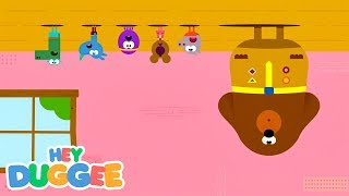 The Opposites Badge | Hey Duggee Series 3 | Hey Duggee