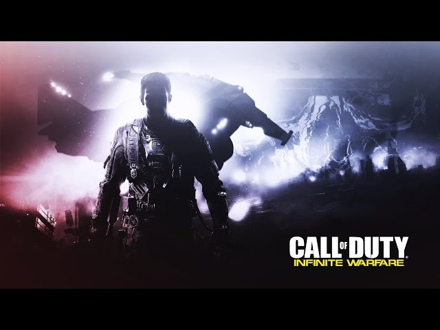 Стрим с релиза Call of Duty: Infinite Warfare | BattleHamster [Запись]