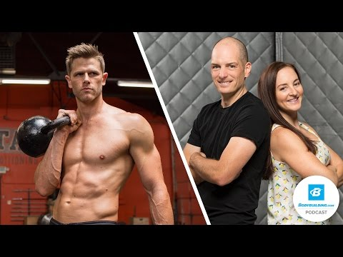Andy Speer: How To Train Like An Athlete | The Bodybuilding.com Podcast | Ep 7