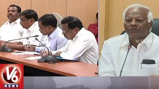 Dy CM Kadiyam Srihari Holds Review Meet With Education Dept Officials | Hyderabad