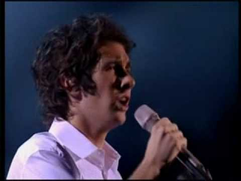 Josh Groban - Let me Fall (from Cirque de Soleil)