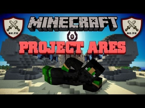 Minecraft - Présentation des serveurs OC.TC, Project Ares | Skype Abo + Modifs de ma chaine ! [Fr]