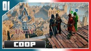 Assassin's Creed: Unity - COOP #1 - Power Noob's em Ação...