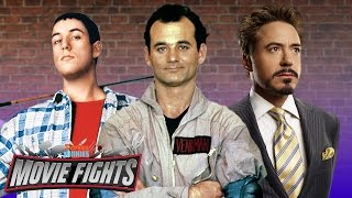 Best SNL Movie Star - MOVIE FIGHTS!!