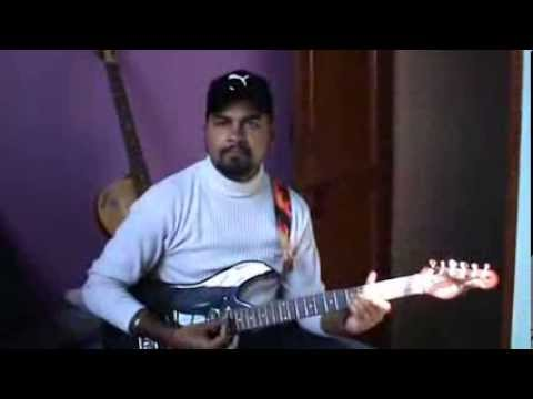 Badan Pe Sitare On Guitar video