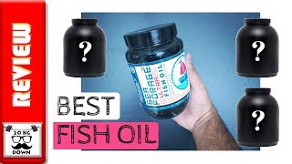 BEST FISH OIL SUPPLEMENTS IN INDIA | Omega 3 Fish Oil Supplements Comparison | Grizzly, MuscleBlaze