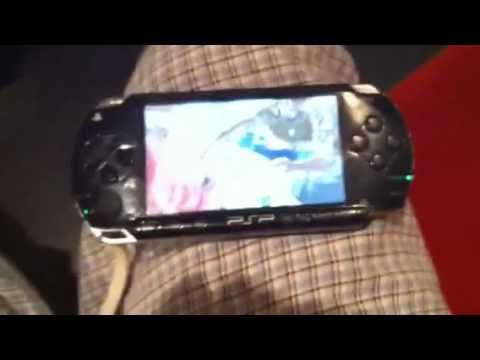 Gta IV on psp - YouTube
