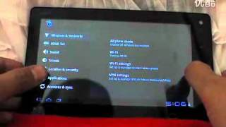 Ainol Novo7 Adcanced 7 Inch Android 2.3 Tablet PC