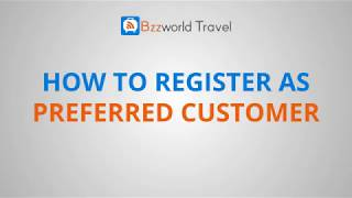 Tutorial How to Refer, Register & Transfer Saving Points (BZZWORLD TRAVEL)