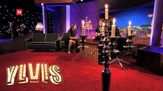 Video clip Ylvis - Maria Mena synger