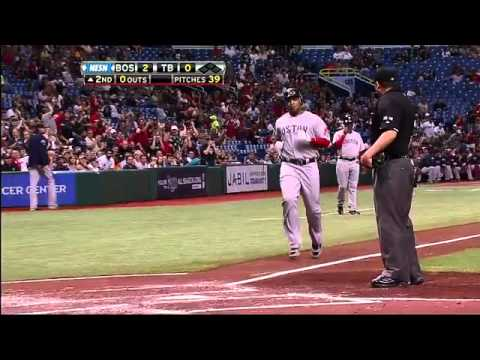 2012/05/17 Byrd's solo homer