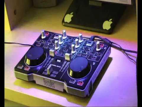 Hercules dj control mp3 e2 dj gio improvisando tribal - Table de mixage hercules dj control mp3 e2 ...