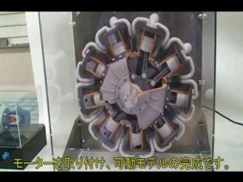 三式戦闘機「飛燕」のエンジン「ハ40」 OF WW II part1. 星型エンジンの構造. 星