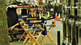 On  The Set Of Blue Bloods In HD