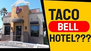 Taco Bell Hotel - The Bell Hotel Palm Springs