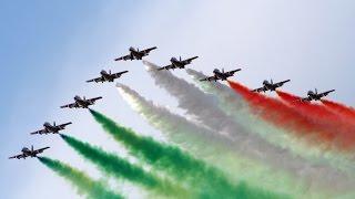 Amazing UAE Air Show National Day 2016- Abu Dhabi-Dubai