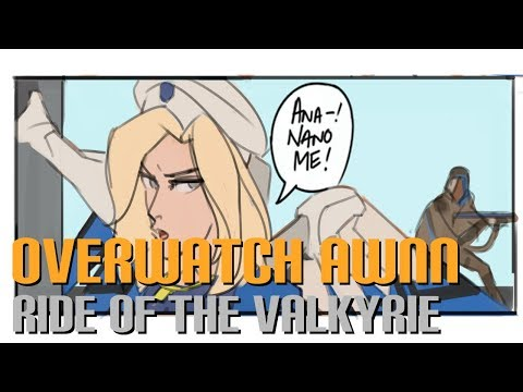 Overwatch AWNN - Ride of the Valkyrie
