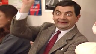 Queue Jumping in Hospital | Mr. Bean Official