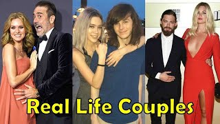 Real Life Couples Of The Walking Dead