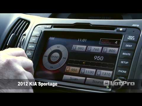 2012 KIA Sportage Review