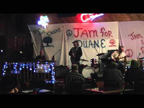 18 - Fried Chicken - Scott Boyer, MC Thurmond&Donnie Fritz - Jam For Duane