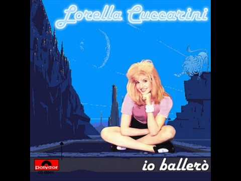 Lorella Cuccarini – Io Ballerò