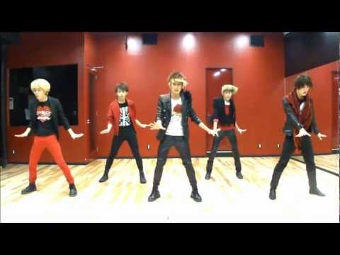 開始Youtube練舞:RingDingDong-SHINee | Dance Mirror
