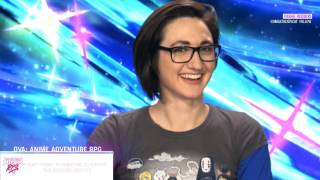 OVA: Anime RPG! | GM Claudia with Lauren, Tyler, Markus, Dan
